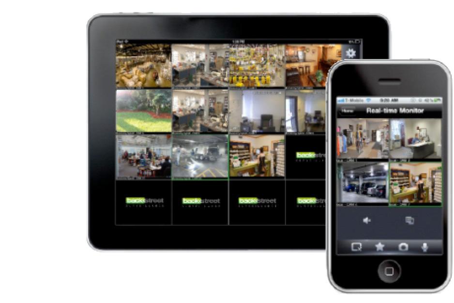 camerabeveiliging app