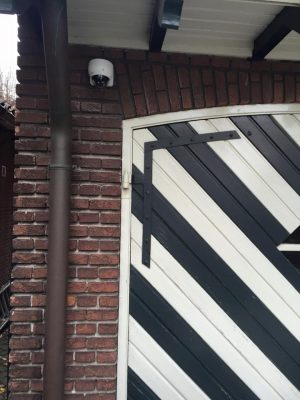 cameras woonhuis beveiligen