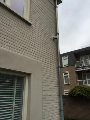 woonhuis 2 cameras